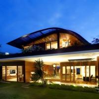 Meera House / Nhà ở Sentosa, Singapore - Guz Architects