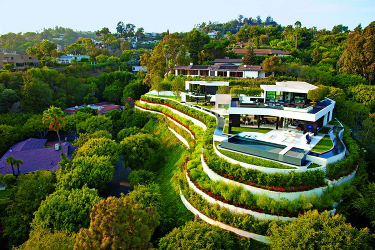 Laurel Way | Nhà ở Beverly Hills, California, Mỹ – Whipple Russell Architects