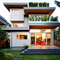 Kerchum Residence | Nhà ở Vancouver, British Columbia, Canada - Frits de Vries Architect