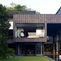 Queen Astrid Park House | Nhà ở Singapore - Aamer Architects