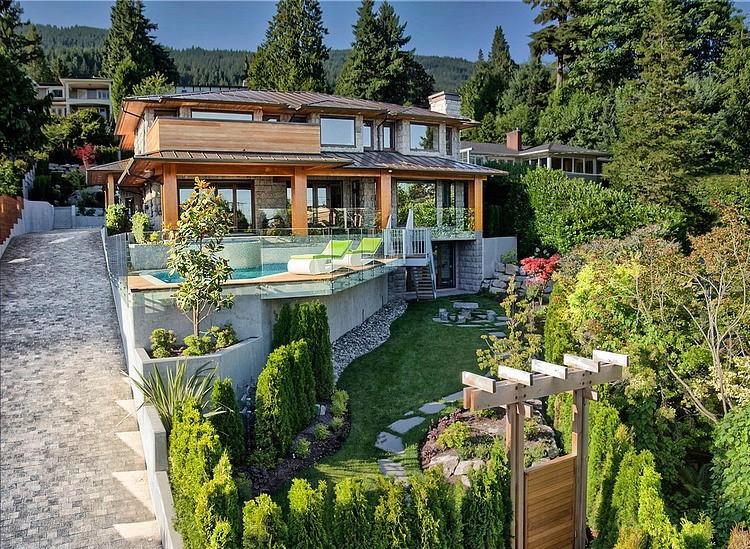 Mathers Residence | Nhà ở Canada – Eurohouse Construction