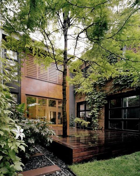 U House | Nhà ở Montreal, Canada – Natalie Dionne