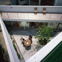 Garden House   Nhà ở Kanagawa, Nhật Bản - Takeshi Hosaka Architects