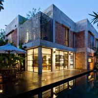 Thảo Điền House #2   Nhà ở Quận 2, Tp. Hồ Chí Minh – MM++ Architects