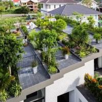 Nha Trang House - Vo Trong Nghia Architects
